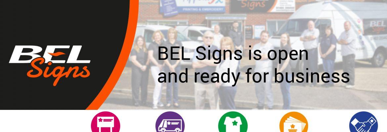 BEL Signs