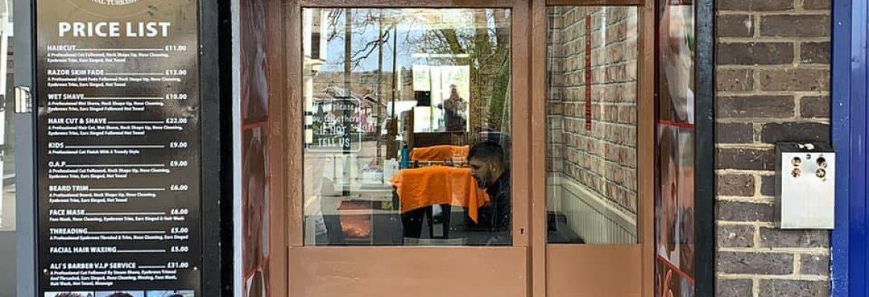 Ali's Turkish Style Barber