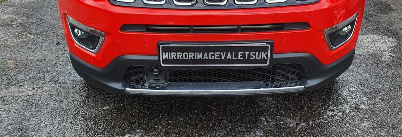 Mirror image valets uk Mobile valeting